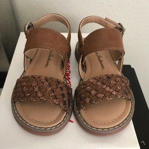 Hanna Andersson Little Girl Sandals